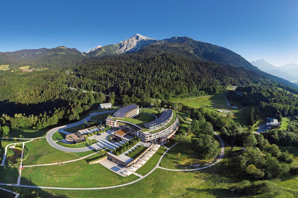 Kempinski Hotel Berchtesgaden Summer (2)