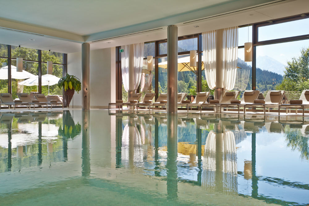 Kempinski The Spa Indoor Pool